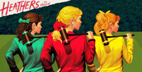 Heathers the Musical in Broadway
