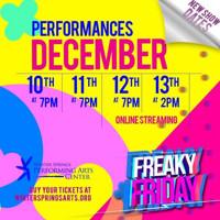 Freaky Friday in Orlando