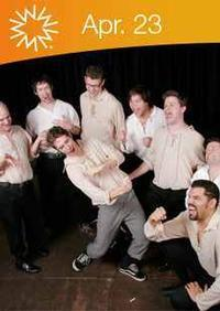 The Improvised Shakespeare Company in Arkansas