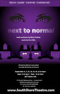 next to normal in Long Island