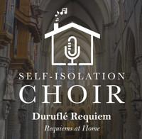 The Self-Isolation Choir presents Duruflé Requiem in UK / West End Logo