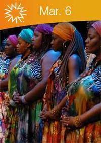 Soweto Gospel Choir in Arkansas