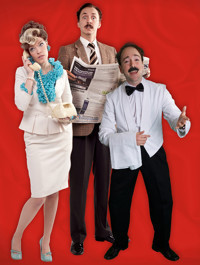 Edinburgh Fringe: Faulty Towers The Dining Experience in UK / West End