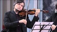Glinka State String Quartet Concert in Russia