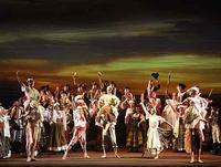 La forza del destino in Broadway