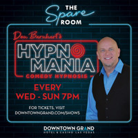 Hypnomania Comedy Show in Las Vegas