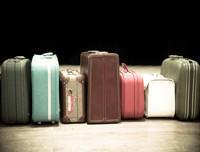 Suitcases in Toronto