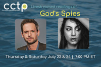 GOD'S SPIES by Bill Cain in Boston