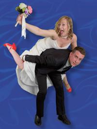 Edinburgh Fringe: The Wedding Reception in UK / West End
