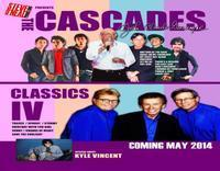 The Cascades and The Classics Iv in Philippines