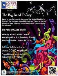 The Capital City Men's Chorus Presents THE BIG BAND THEORY in Austin
