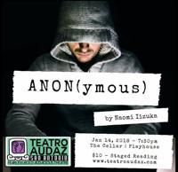 Anon(ymous) in San Antonio