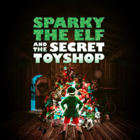 Sparky the Elf and the Secret Toyshop in UK Regional