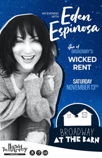 An Evening With Eden Espinosa in New Jersey