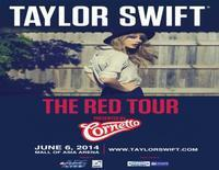 Taylor Swift To Bring The Red Tour To Manila in Philippines