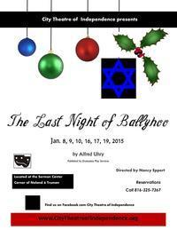 The Last Night Of Ballyhoo in Kansas City