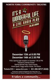 It's A Wonderful Life, A Live Radio Play in Long Island