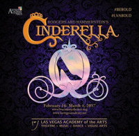 Rodgers & Hammerstein's CINDERELLA (Broadway Edition) in Las Vegas