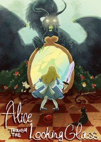 Alice: Through the Looking Glass in Broadway