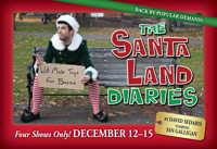 THE SANTALAND DIARIES in Connecticut