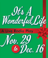It's a Wonderful Life: A Live Radio Play in Off-Off-Broadway