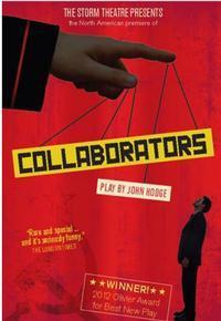 COLLABORATORS in Other New York Stages