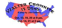 Walter Cronkite is Dead in Connecticut