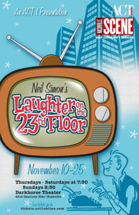 Laughter on the 23rd Floor in Nashville