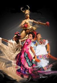 Ballet Folklórico de México in Connecticut