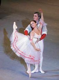 Giselle in Russia