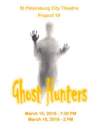 Project 19: Ghost Hunters in St. Petersburg