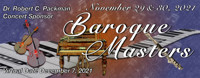 Baroque Masters in St. Louis