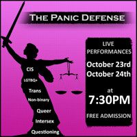 THE PANIC DEFENSE written and directed by Sam Affoumado in Off-Off-Broadway