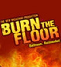 Burn The Floor in Australia - Melbourne