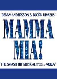 MAMA MIA! in Broadway
