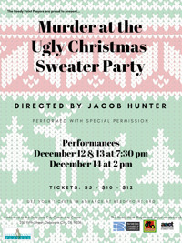 Murder at the Ugly Christmas Sweater Party in Delaware