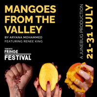 Mangoes from the Valley in Toronto