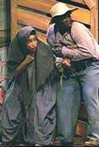 Harriet Tubman in Broadway
