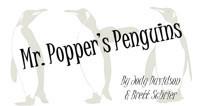 Mr. Popper's Penguins by Jody Davidson & Brett Schrier in Connecticut
