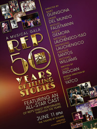 REP's 50 Years of Telling Stories - 50th-Anniversary Gala Celebration in Philippines