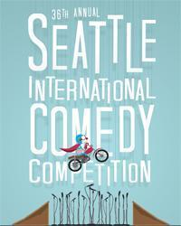 36th Seattle International Comedy Competition Opening Night in Seattle