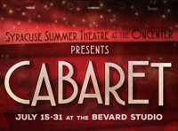 Cabaret, the Musical in Central New York