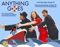 Anything Goes! in Rhode Island