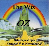 The WIZ of OZ in Broadway