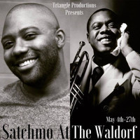 Satchmo at the Waldorf in Broadway