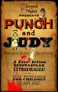 Punch and Judy in Broadway