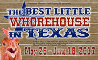 The Best Little Whorehouse in Texas in Houston