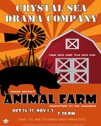 Animal Farm in Broadway