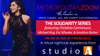 The Solidarity Series: featuring Christina Carminucci, Michael King, Eric Wheeler, & Jonathan Barber in Long Island