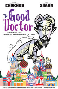 The Good Doctor By Neil Simon/ Anton Chekhov in Broadway